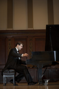 Southwest Piano Festival presents Joseph Irrera @ New Mexico School of Music